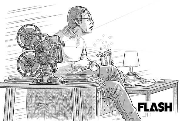 社長と意見合わず左遷されたラジオマン、映画DJに転身