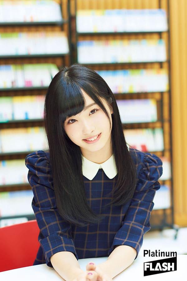 STU48 沖侑果『ほんと、しあわせ』