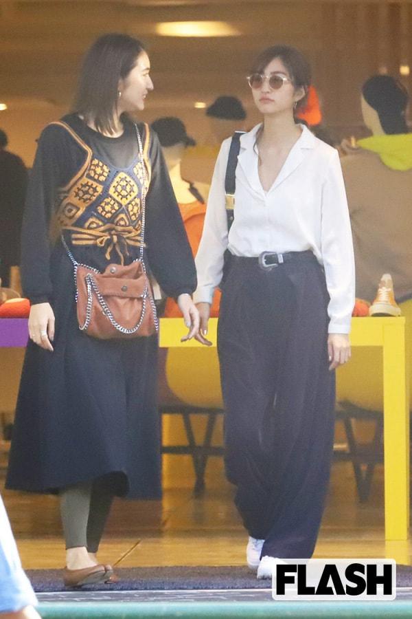 『イッテQ』で活躍の堀田茜、モデル仲間との女子会を発見撮