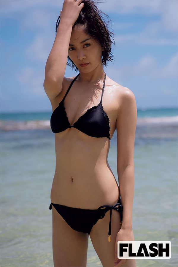 石橋杏奈「この夏、私は燃え尽きた」