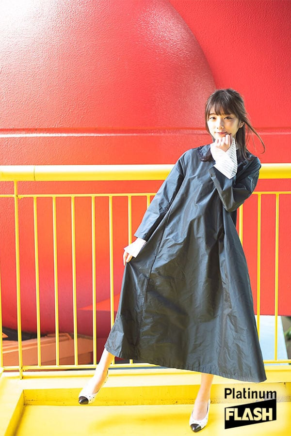 乃木坂46与田祐希【オフショット】Platinum FLASH Vol.7