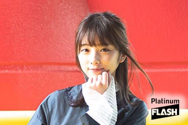 乃木坂46与田祐希【オフショット】Platinum FLASH Vol.…