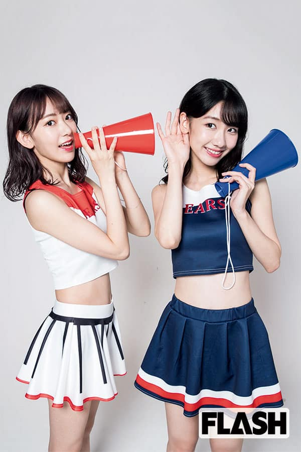 AKB48「全力チアガール」