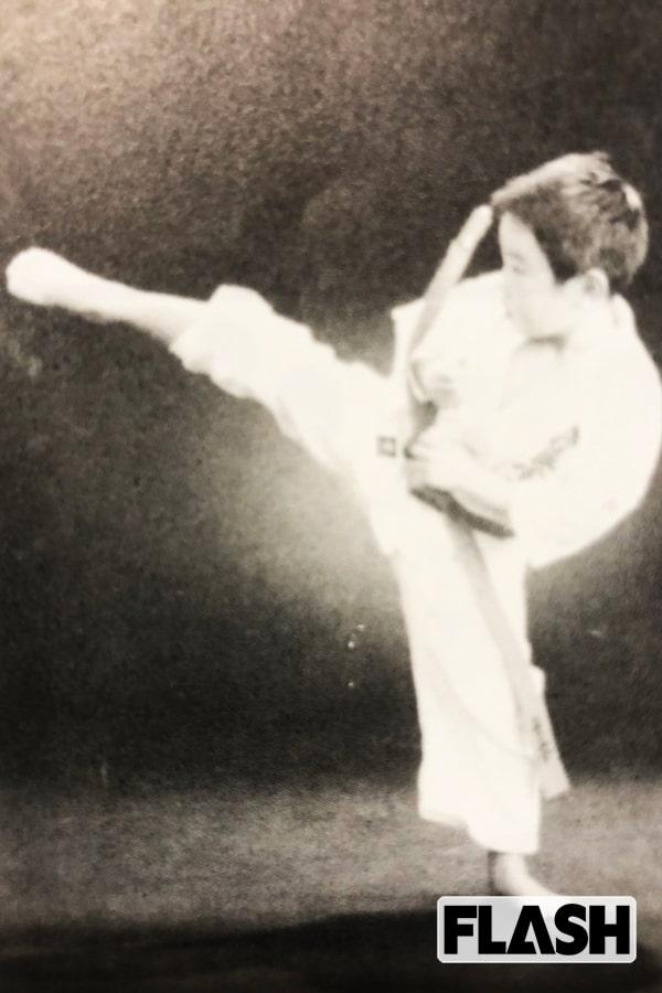貴景勝、極真空手から相撲に転身で快進撃が止まらない