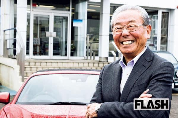 生産台数1日1台「光岡自動車」スーパーカーで世界に羽ばたく