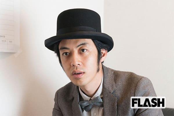 東野幸治、キンコン西野亮廣を「新世界の創造主」と命名