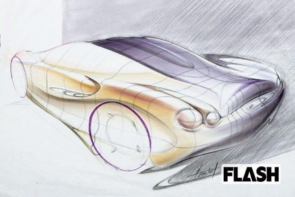 世界的スーパーカー「オロチ」デザイナーの原動力は不良魂