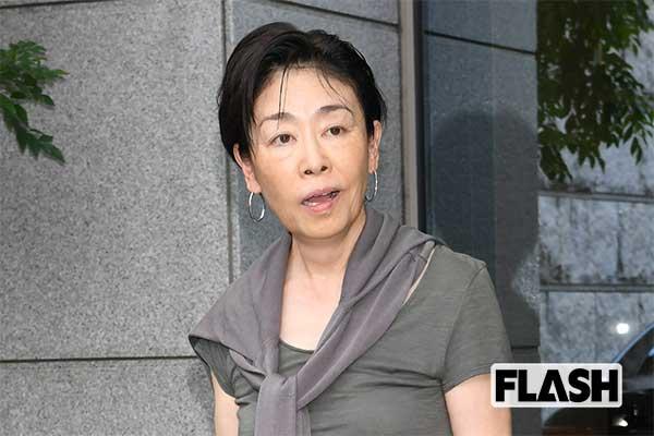 高橋克実が安藤優子の素顔を明かす「イケメンが来たら大騒ぎ」