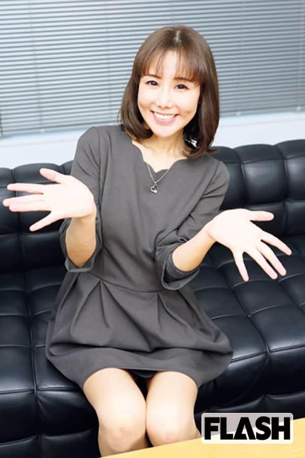 伝説のAV女優「長谷川瞳」テクニックより信頼感が快楽を生む