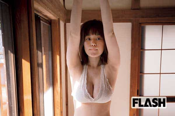 筧美和子、脱「省エネ」人間になって目指すは舞台!