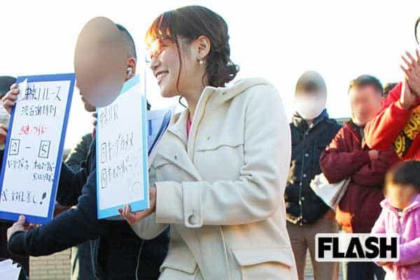 テレ東・鷲見玲奈VS.テレ朝・三谷紬の真剣勝負/アナウンス力