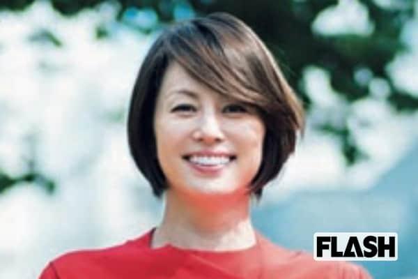 米倉涼子「苦手なのは『羨ましい』と言ってくる人」