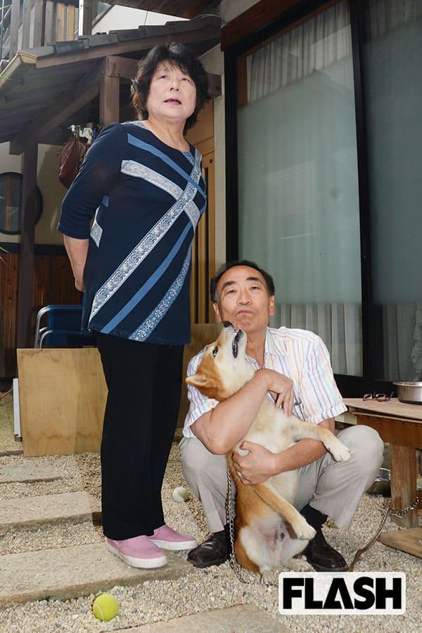 森友問題ですべてを失った「籠池諄子」犬と住める家を探し中