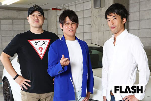 ギャラはMAX5万円…遅咲きデビュー3人衆が「AV男優は夢がある!」