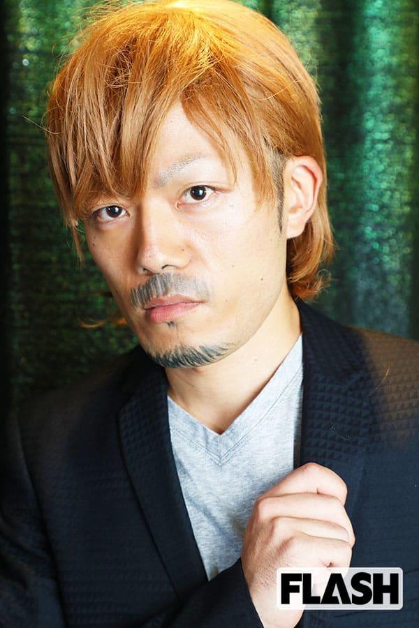 あっ!「森田剛」と思いきやフルカウント千葉の顔マネだった