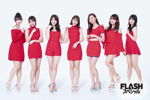 HKT48 Chou『絶対的美脚宣言』