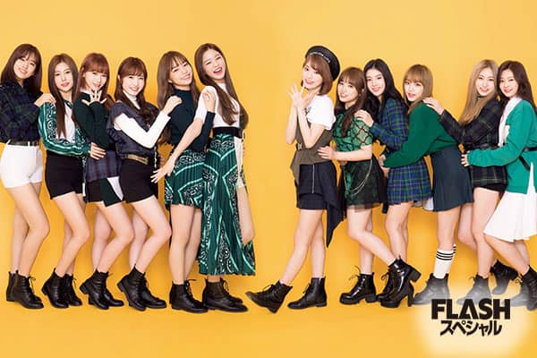 IZ*ONE『Twelve Beautiful Stars』