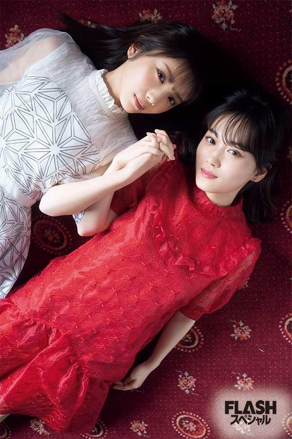 乃木坂46 与田祐希×山下美月 『夢への坂道』
