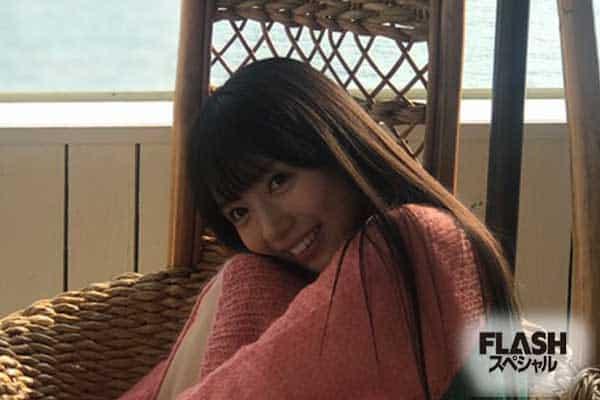 けやき坂46 齊藤京子【オフショット】FLASHスペシャル グラビア…