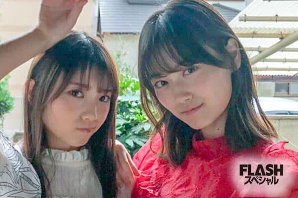 乃木坂46 与田祐希×山下美月【オフショット】FLASHスペシャル グ…
