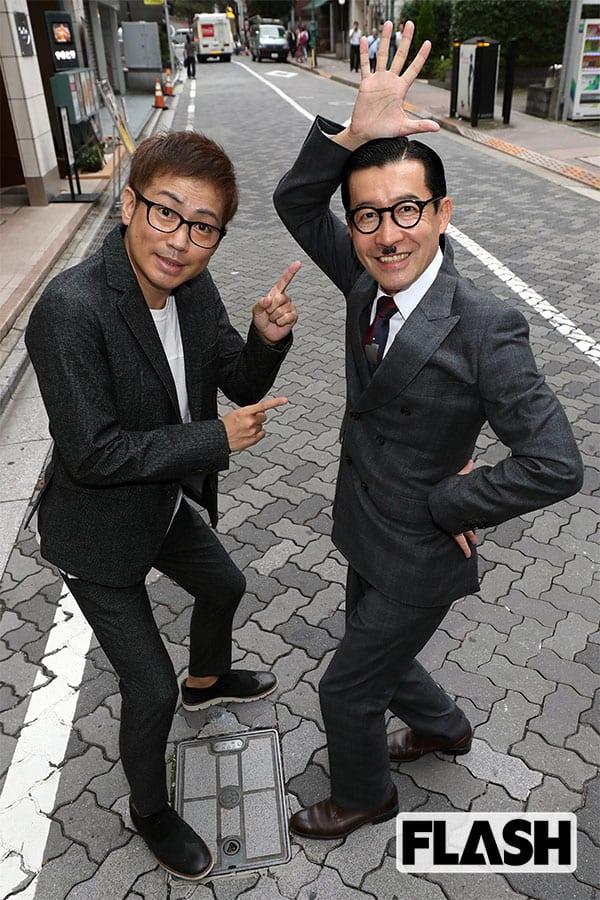 岩井ジョニ男、タモリとの「熟女トーク」が身に染みる