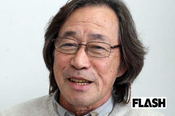 武田鉄矢が語る米倉涼子「撮影の合間にもつい脚を見ちゃう」