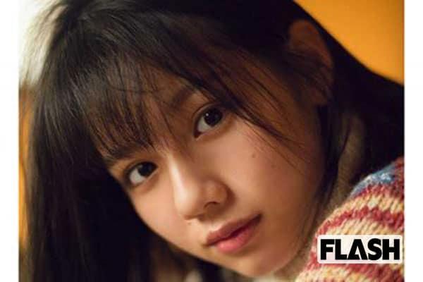 けやき坂46・渡邉美穂「私がチーム初写真集です!」