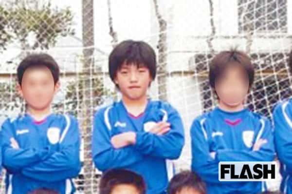 堂安、中島、南野…「サッカー新BIG3」の少年時代