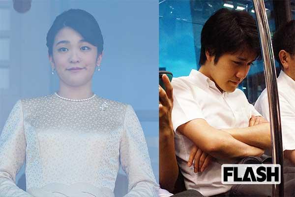 初デートは2012年…眞子さまと小室圭さん「愛の年表」