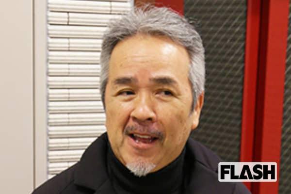 オフィス北野の新社長・つまみ枝豆「いま社員は10人だけで…」