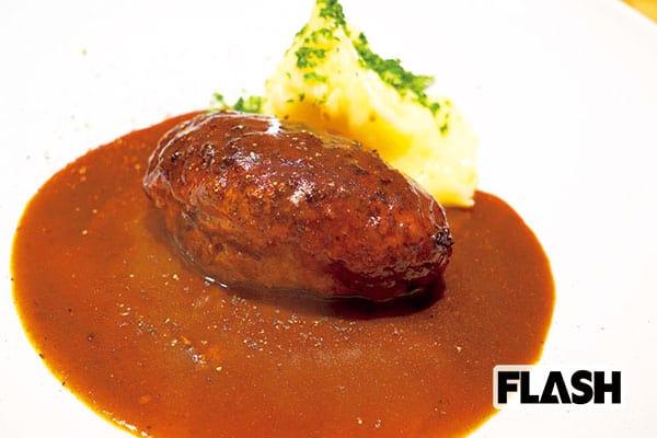 【食わずに死ねるかこのハンバーグ】京都市役所前・洋食おがた