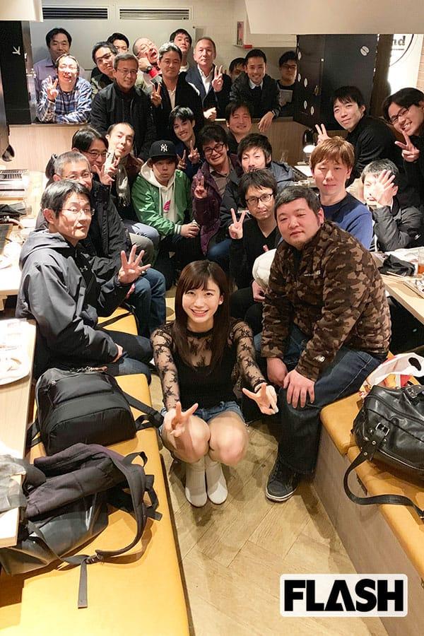 小倉優香が「肉会」で語った「カラオケの十八番はJUJU!」