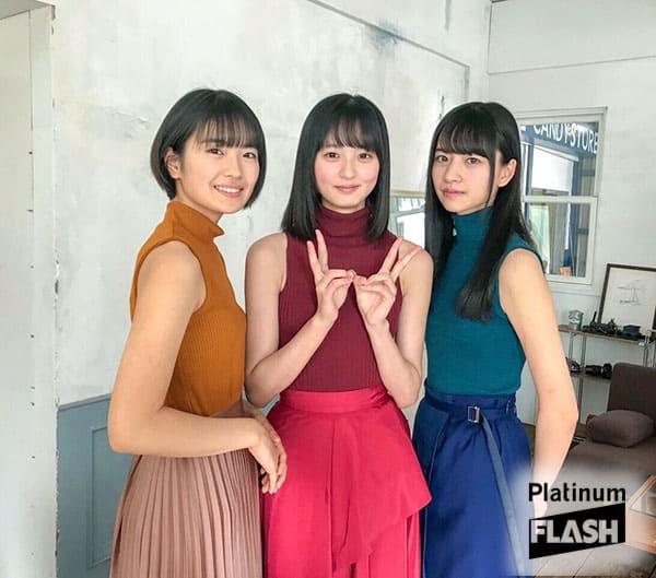 乃木坂46 4期生【オフショット(1)】Platinum FLASH Vol.8