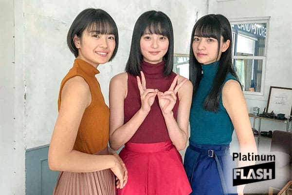 乃木坂46 4期生【オフショット(1)】Platinum FLASH V…