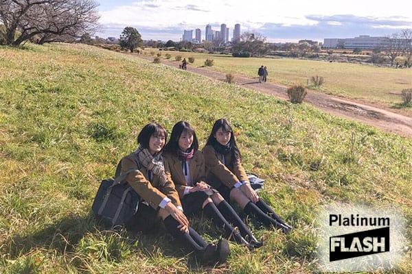 乃木坂46 4期生【オフショット(2)】Platinum FLASH Vol.8