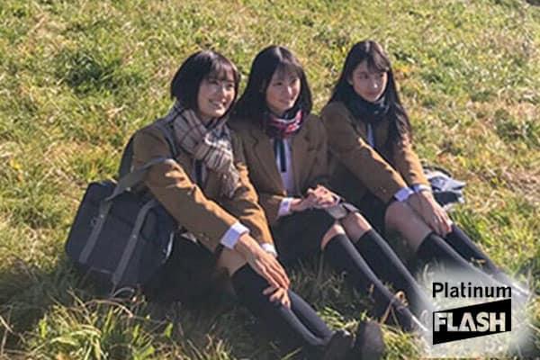 乃木坂46 4期生【オフショット(2)】Platinum FLASH V…