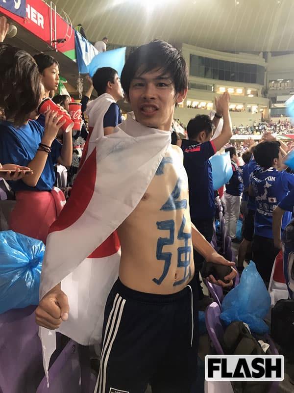 カカロニ菅谷直弘のアジアカップ観戦記/原口のゴールで絶頂