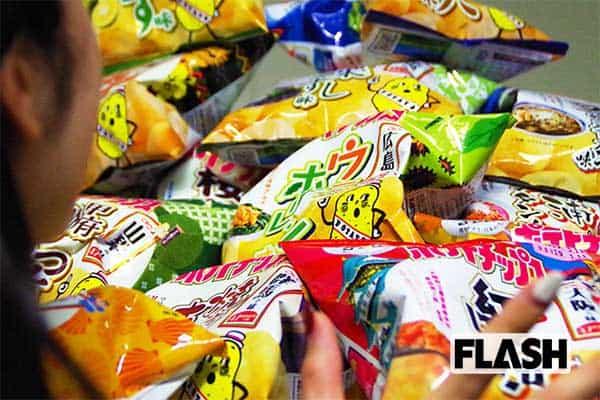 女子大生記者の突撃ルポ「47都道府県味のポテチ」全部食べた!
