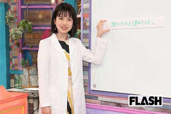 テレ朝・弘中綾香アナ「将来の夢はプロデューサー」とぶっちゃけ