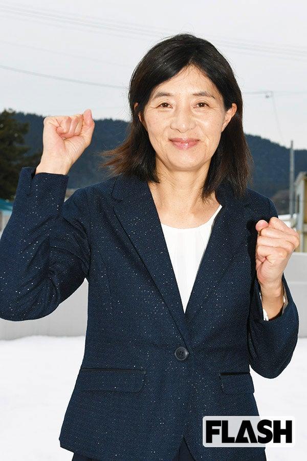 マラソン金メダリスト「浅利純子」自身の名を冠した駅伝を開催