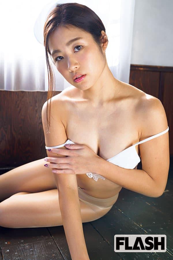 現役ナース・稲垣彩夏「明日からは看護師に専念します」
