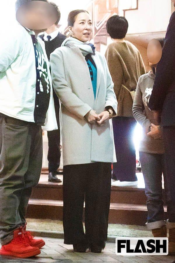 真矢ミキ『ビビット』新年会で思わず「しんどい…」
