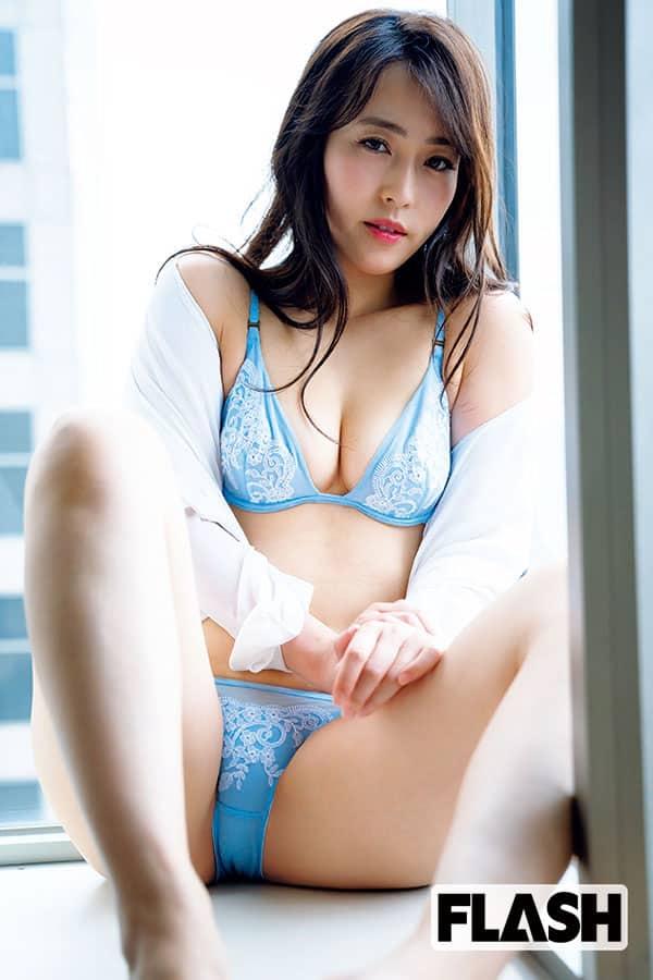 元TBS系の美人アナ・薄井しお里「赤面告白」