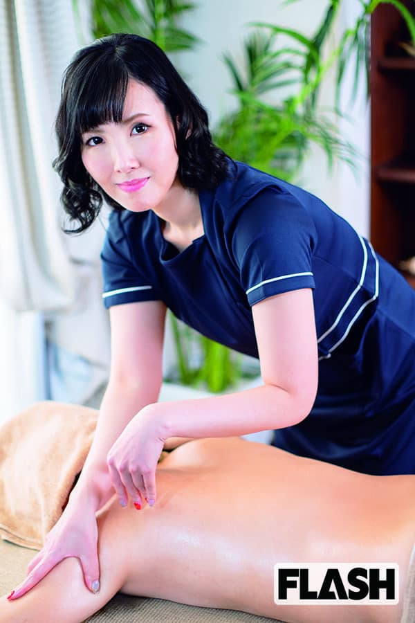 七海祐希「39歳シングルマザー女社長のセレブな体」