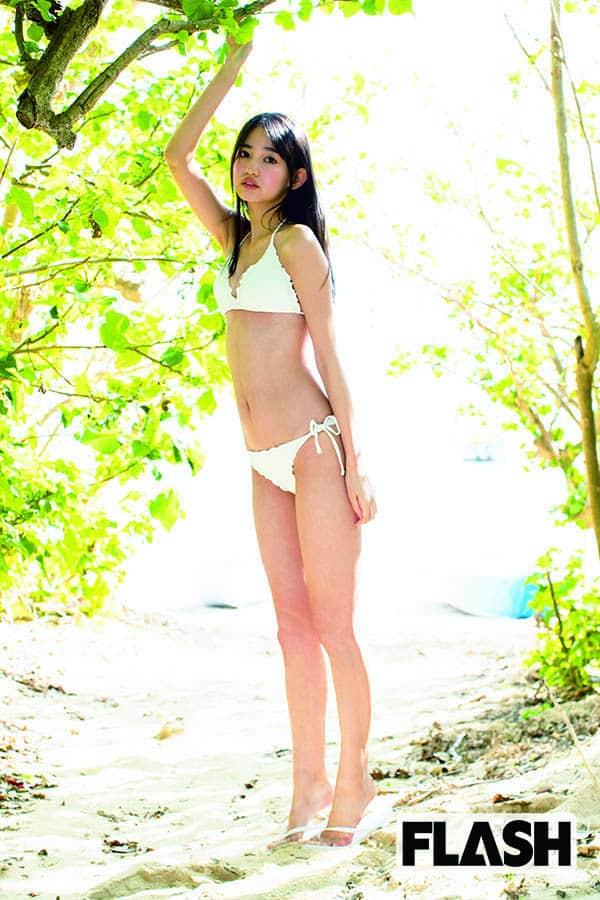 黒木麗奈「2019年は沖縄で!モグラ女子会」