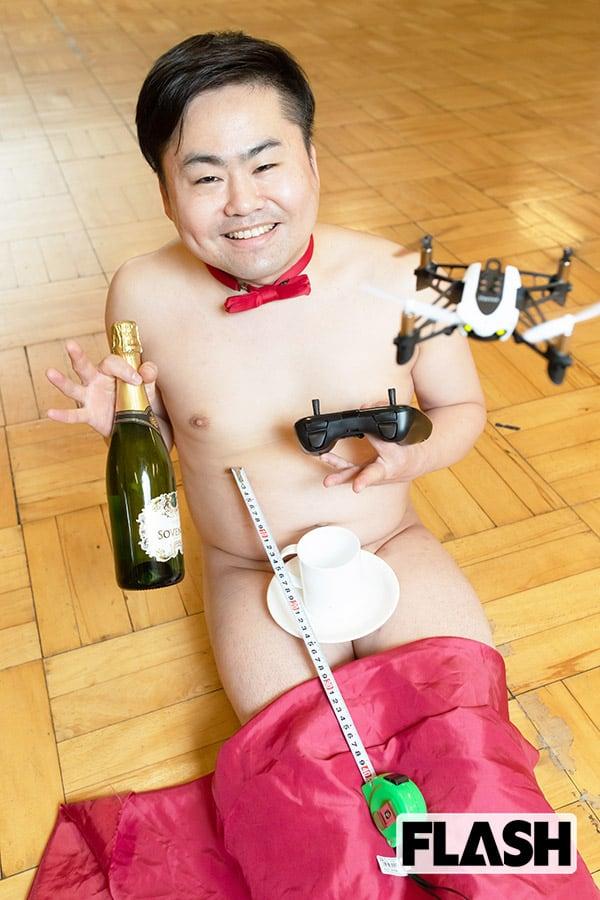 世界一危険な裸芸「ウエスP」渡辺直美も絶賛