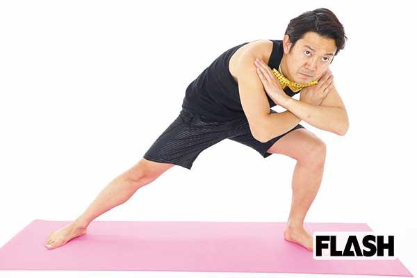 アキラ100%の「中折れ防止体操」ピストン力アップには…