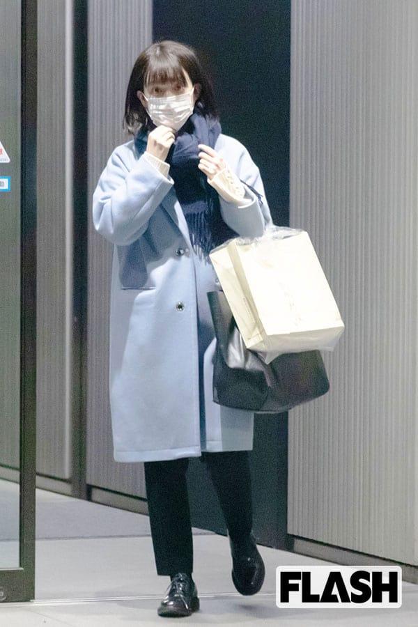弘中綾香アナ、石頭部長のTikTok禁止令にぶーたれる