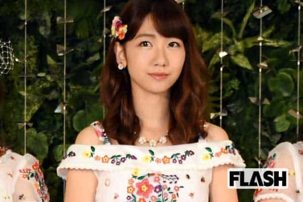 AKB48柏木由紀、意外すぎる理由でバストアップを中止