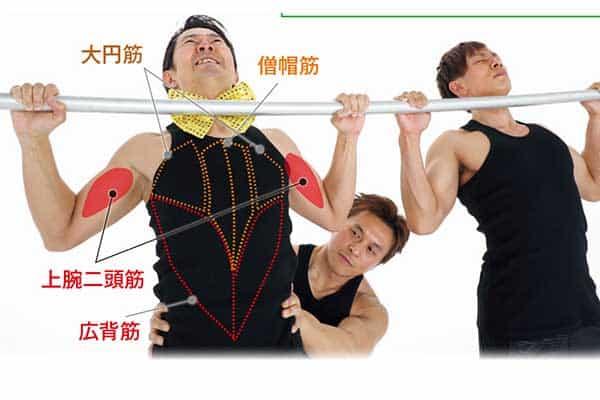 アキラ100%の「中折れ防止体操」正常位を支える腕力増強に